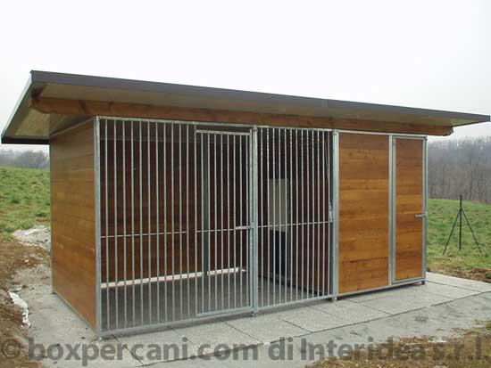 Box cani pagina 3 il forum sulla caccia e sulla cinofilia for Costruire recinto per cani